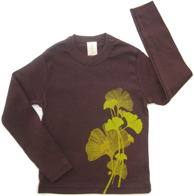 ginkgo long sleeves